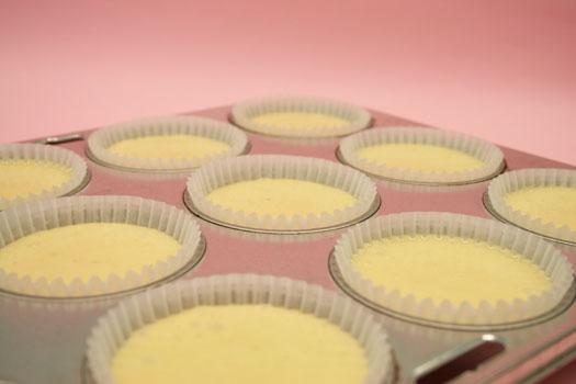 Cupcake baking 1