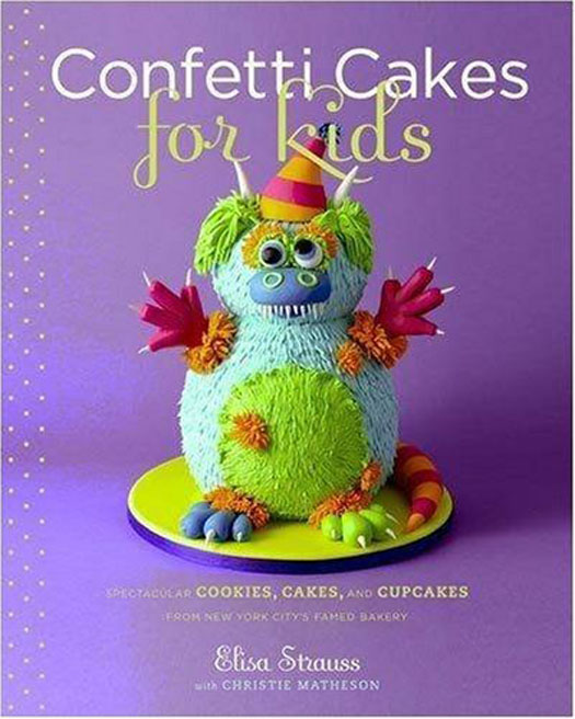 Confetti Cakes for kids book review