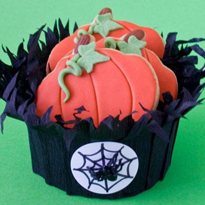 Halloween Cookie basket