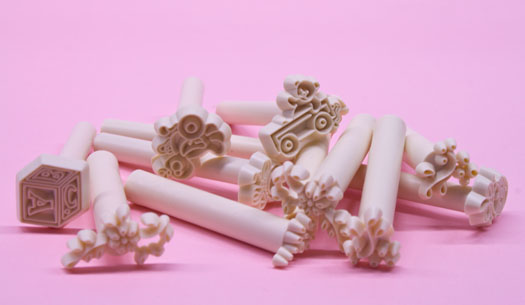 Holly Products embossing sticks
