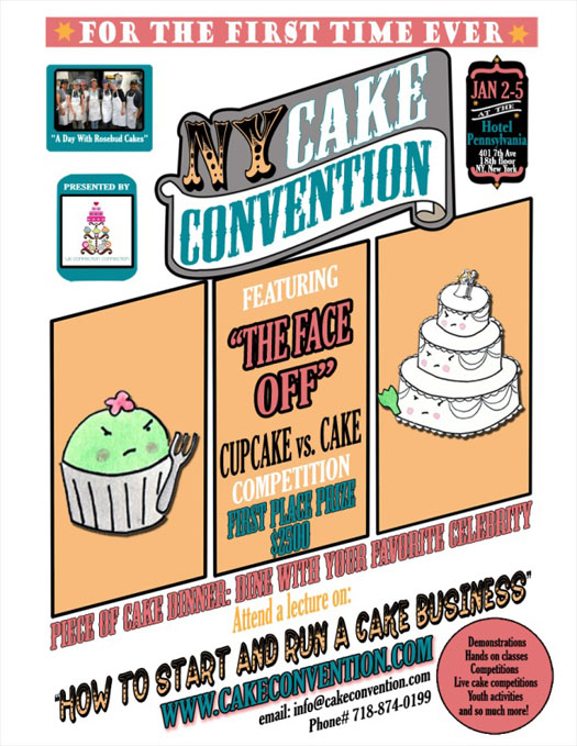 Confection Connection's Cake Convention