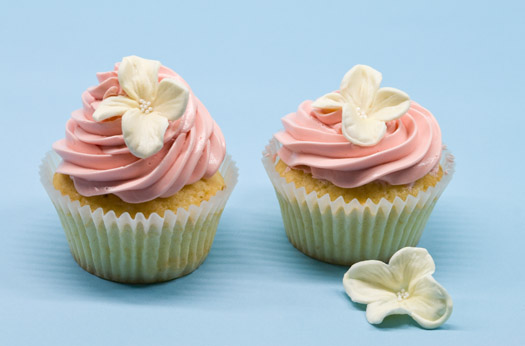 Cake Decorations For Cupcakes : Cupcake decorating part 4   CakeJournal.com