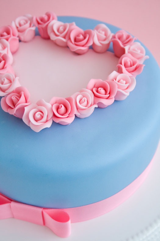Schön With Long Anticipation, Here Is My Very Special Valentineu0027s Cake ...