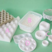 Gum paste helpers