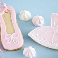 Ballet cookies 1
