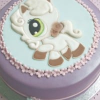 Littlest Pet Shop Horse cake
