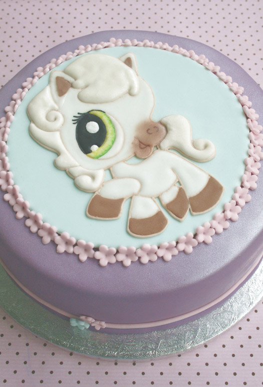 Enjoyable Littlest Pet Shop Birthday Cake Cakejournal Com Funny Birthday Cards Online Elaedamsfinfo