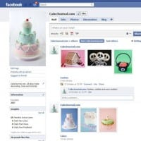 Facebook CakeJournal