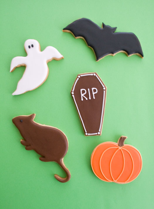 Halloween cookies • CakeJournal.com