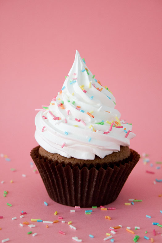 how to make confetti cupcakes � cakejournalcom