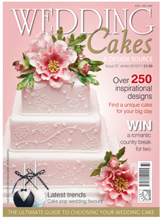 Wedding cake magazine