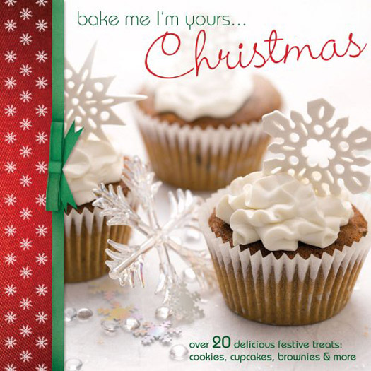 Christmas baking book