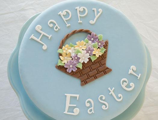 One Easter Cake Three Designs Part 1 Cakejournal Com