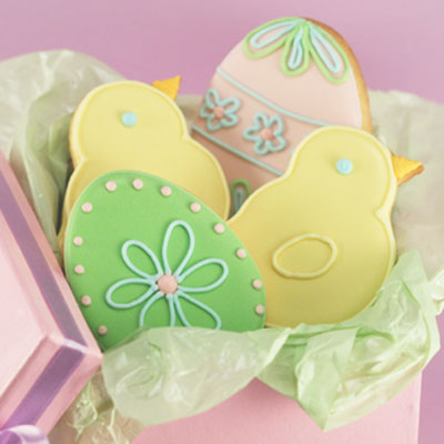 Happy Easter from CakeJournal