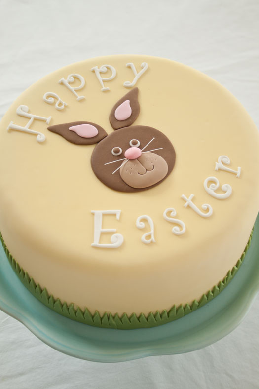 One Easter cake three designs part 3 CakeJournalcom