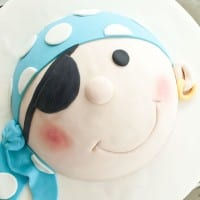 Male Pirate Cake
