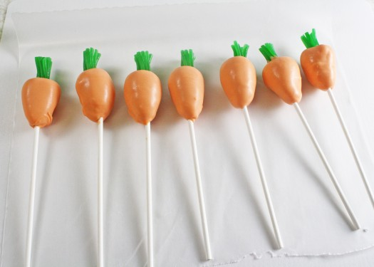How to Make Carrot Cake POps 17