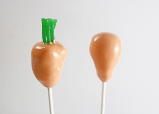 How to Make Carrot Cake Pops 14