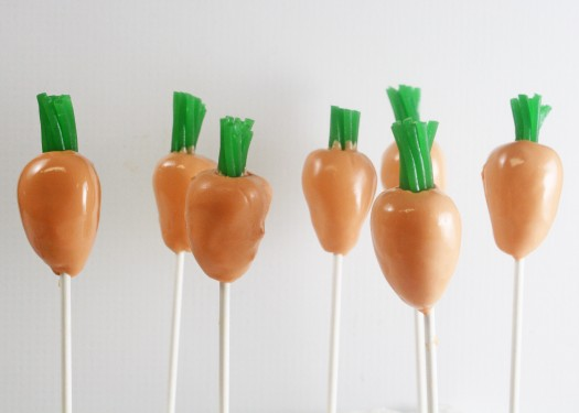 How to Make Carrot Cake Pops 16