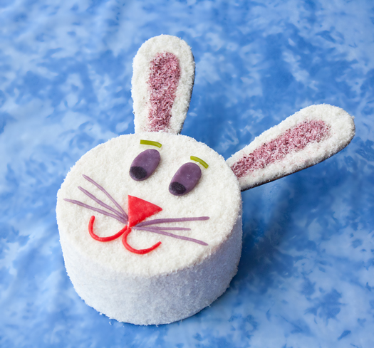 bunny cake 3