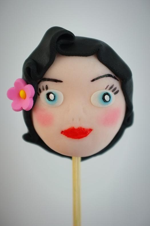 doll face mold