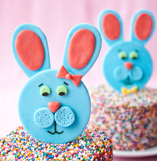 fondant easter bunny toppers 2