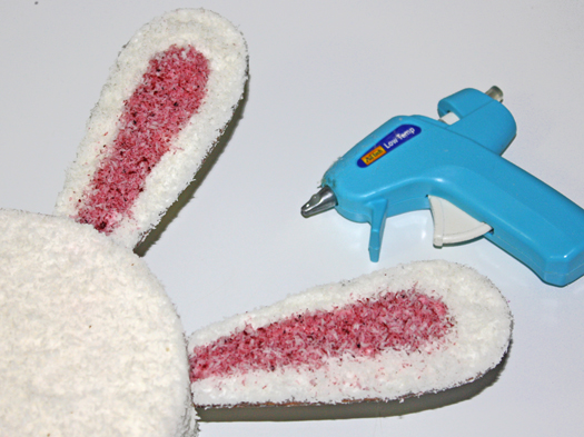 how to make a bunny cake 8