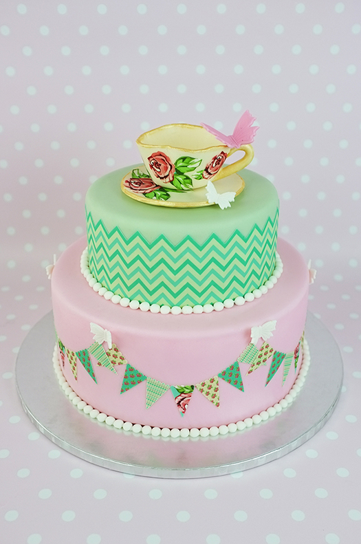 How to decorate a cake with edible icing sheets ...