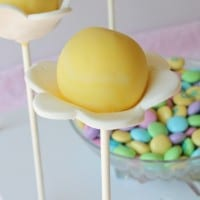 Spring Flower Cake Pop Feature
