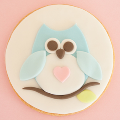 How To Make Sugar Cookies With Owl Motif O CakeJournal