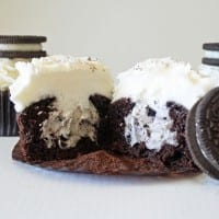 Oreo Cookies and Cream Filling Recipe Square
