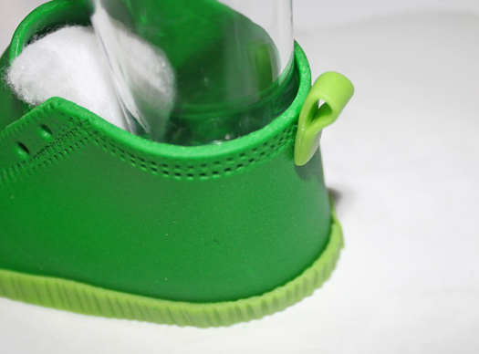 how to make fondant baby shoes 21