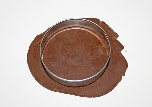 how to make modeling chocolate basket 12