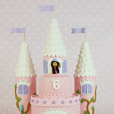 How to Make a Castle Cake: Step-by-Step Tutorial with Pictures (Part 1)