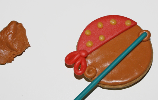 how to make pirate cookies 12
