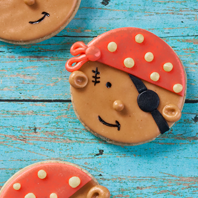 How to Make Pirate Cookies