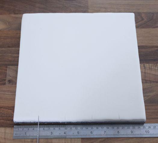 measuring fondant