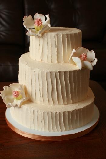 Gluten Free Vegan Vanilla Cake