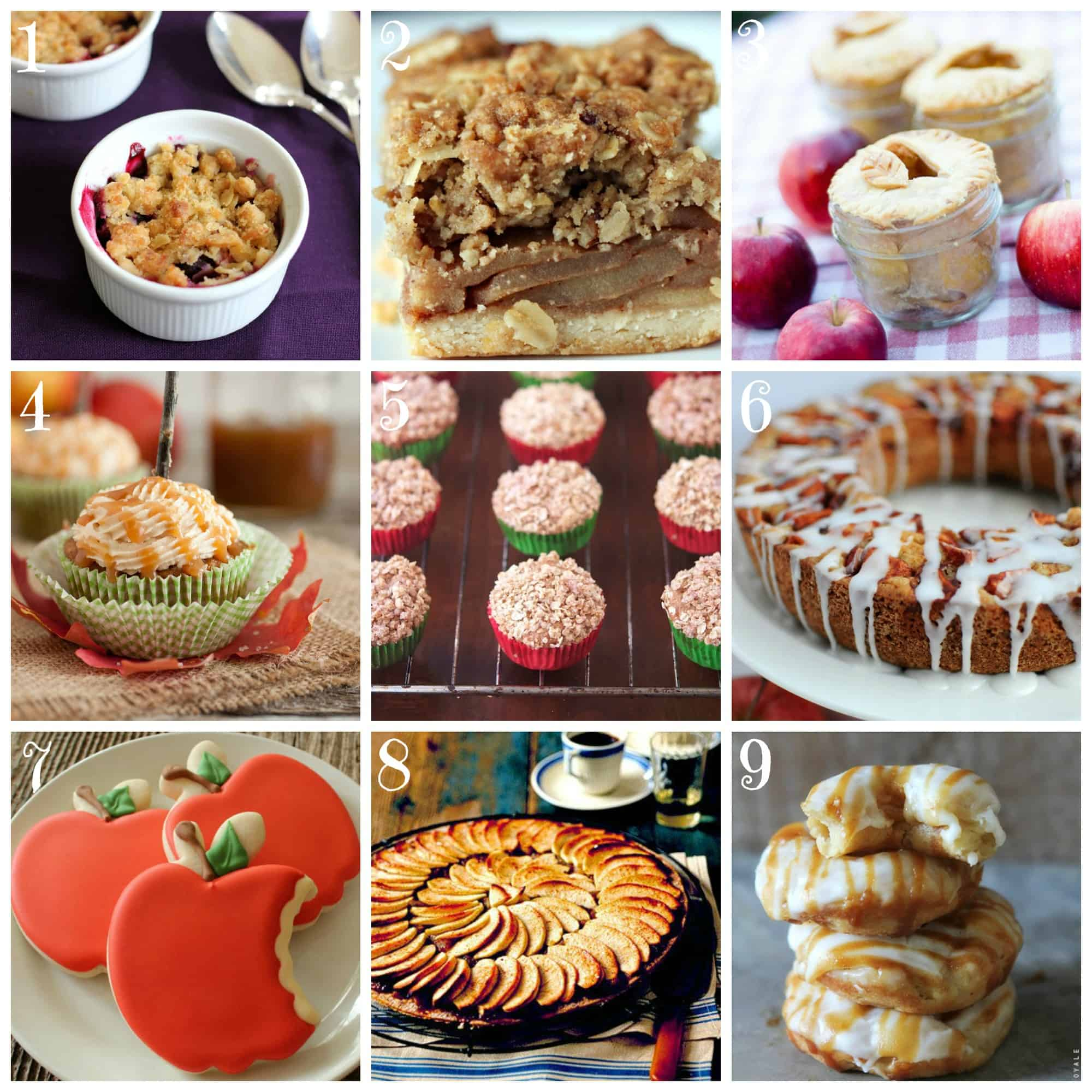 Apple-icious Back to School Treats