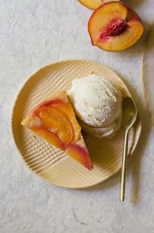 Peach Rhubarb