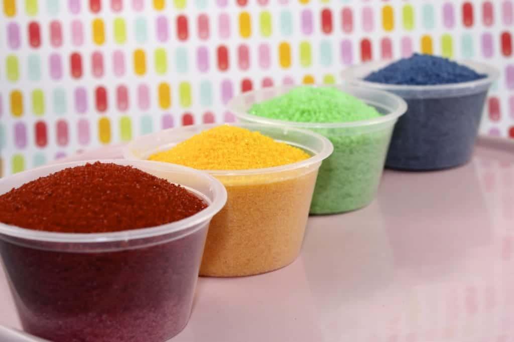 sanding sugar sprinkles