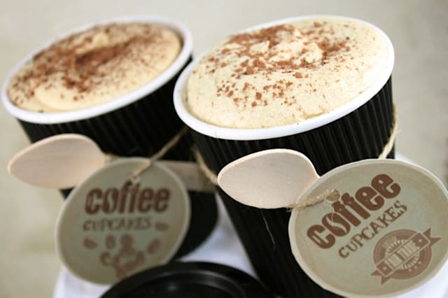 How to Make Easy Espresso Coffee Cupcakes