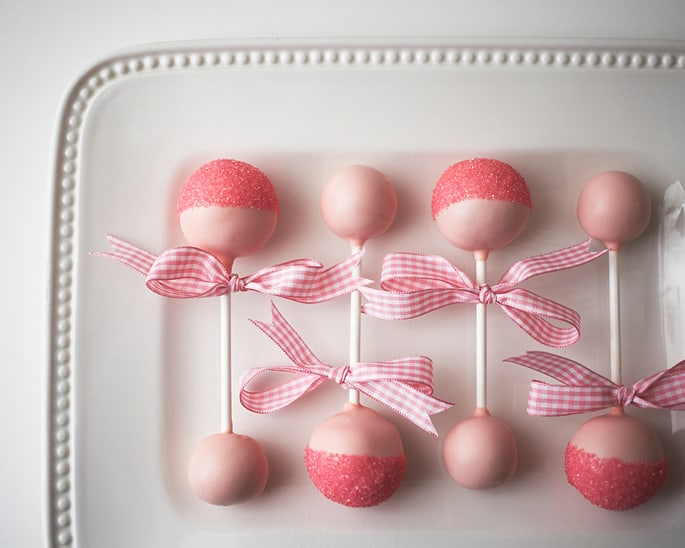 Baby Rattle Cake Pop Sticks