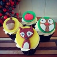 howtomakeautumncupcaketoppers
