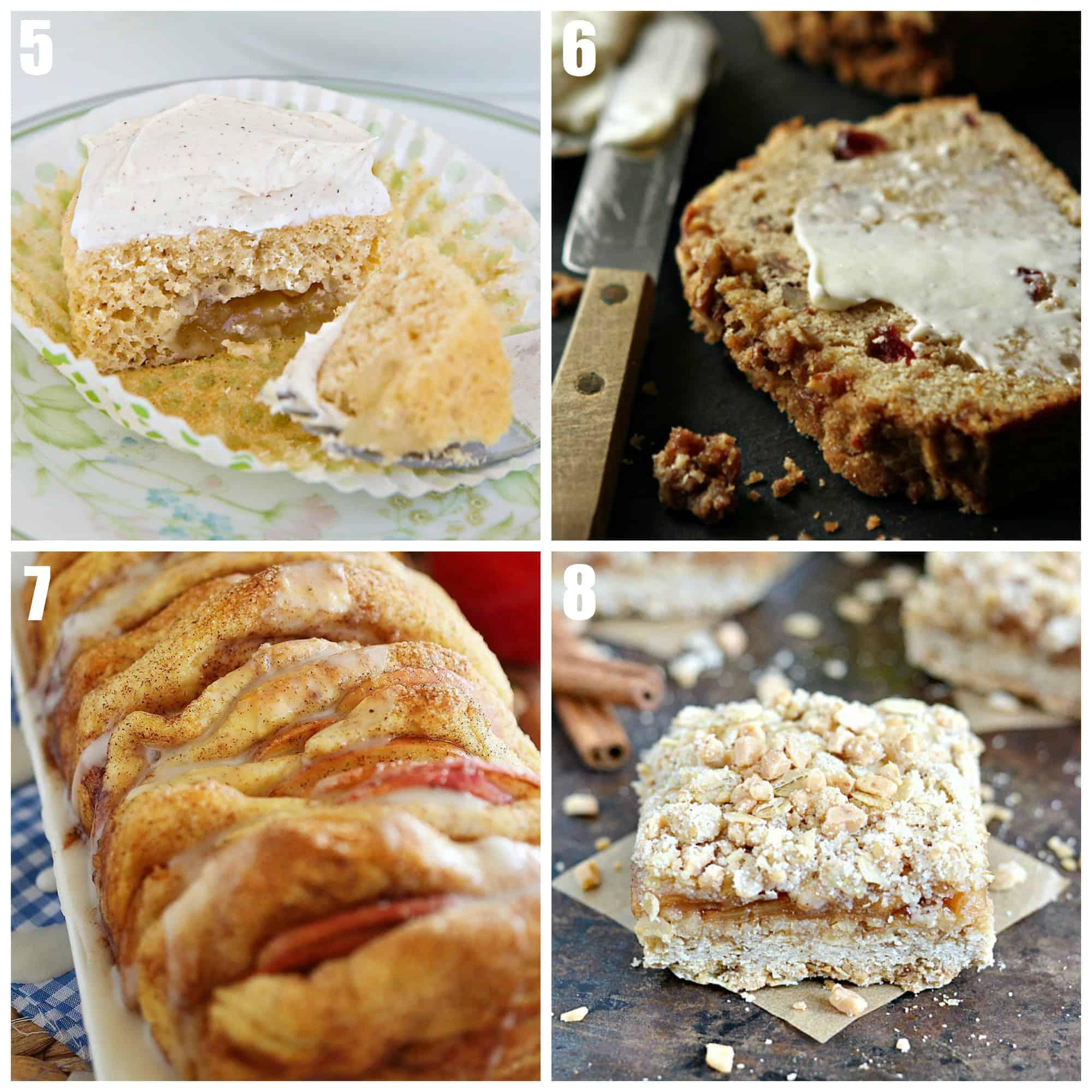 Apple Pie Desserts