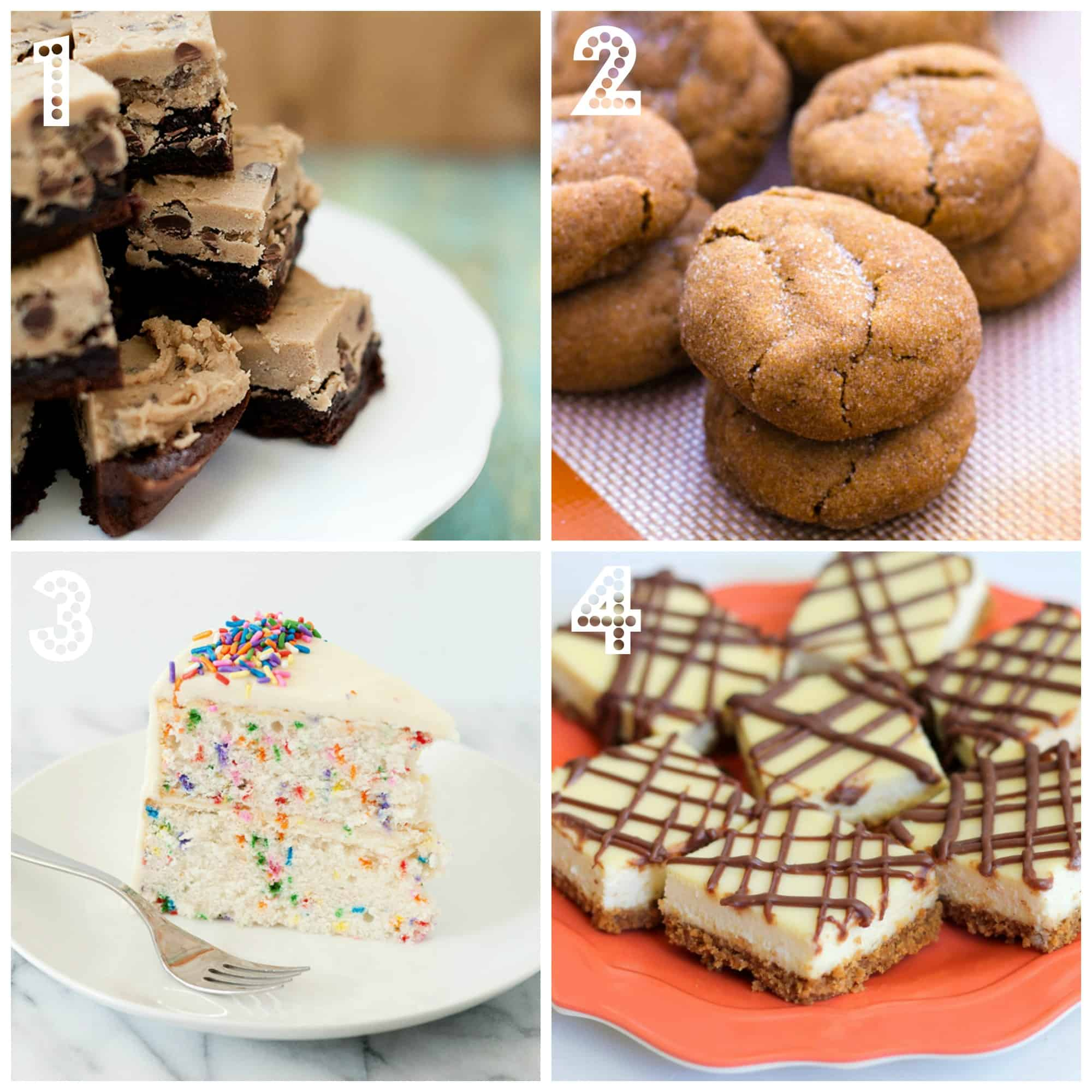 Comfort food dessert ideas
