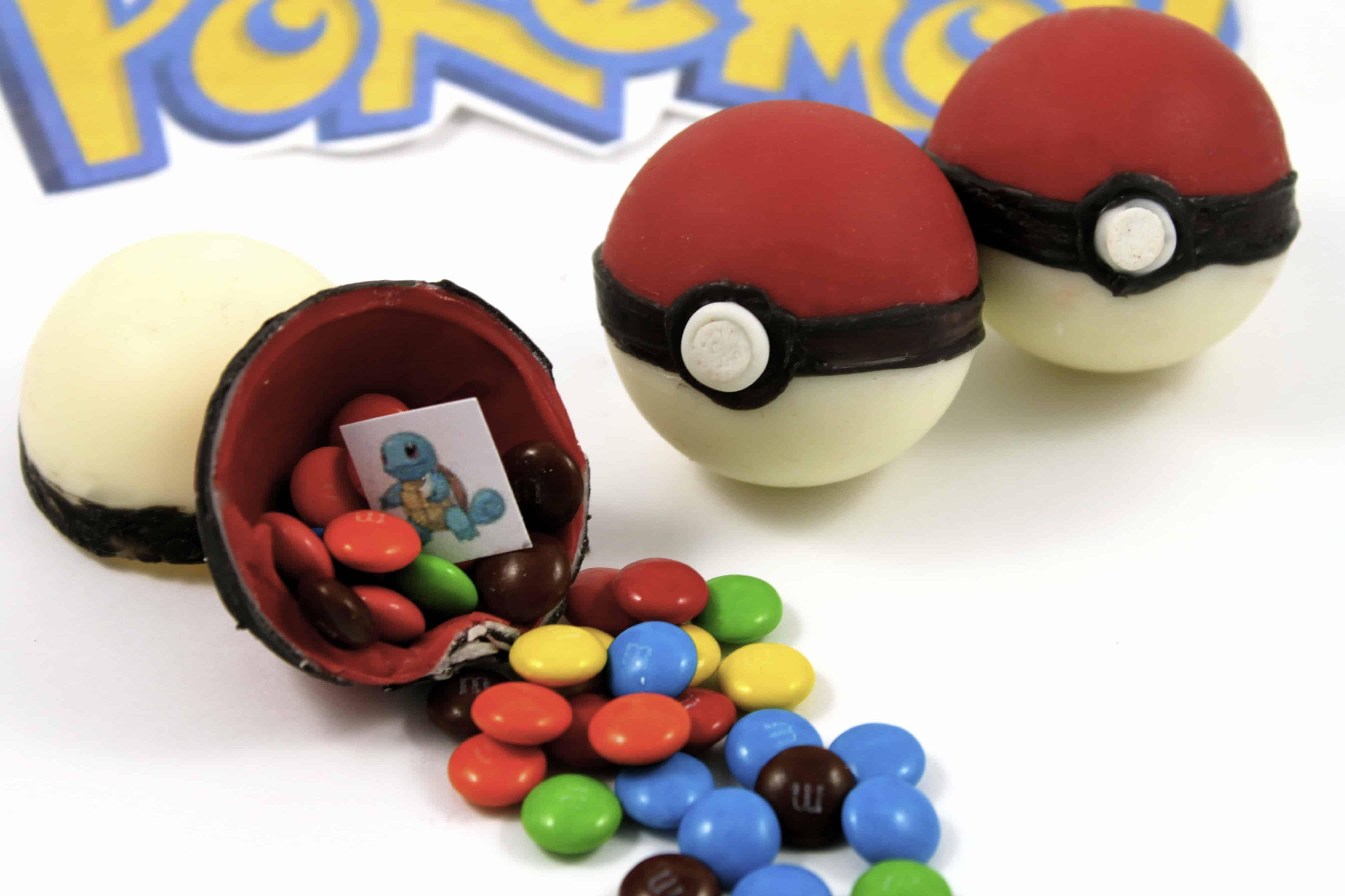 Pokemon Cake Pop Tutorial