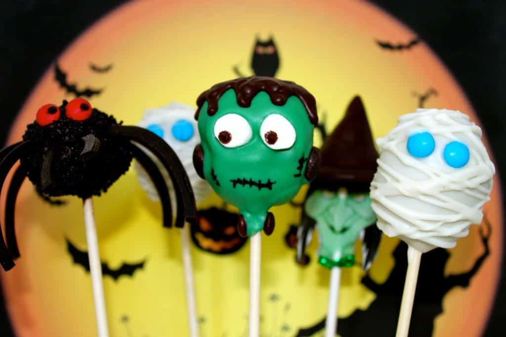 Cake Pop Decorating Ideas For Halloween Halloween Mummy Cake Pops