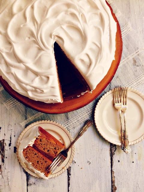 S'more Layer Cake