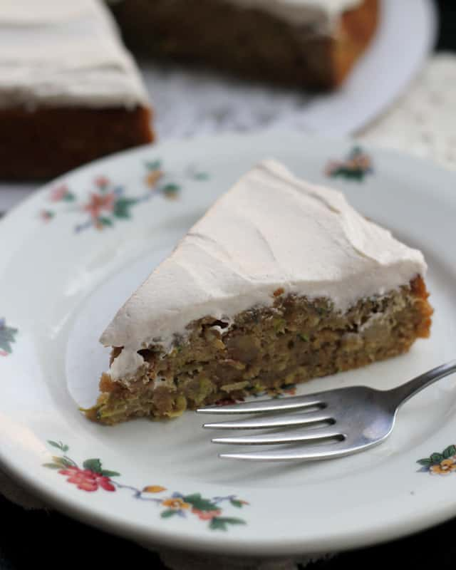 zucchini-walnut-cake-with-cinnamon-honey-buttercream